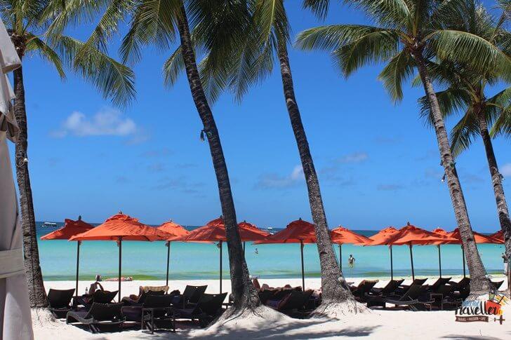 Boracay Island - Boracay Beach View