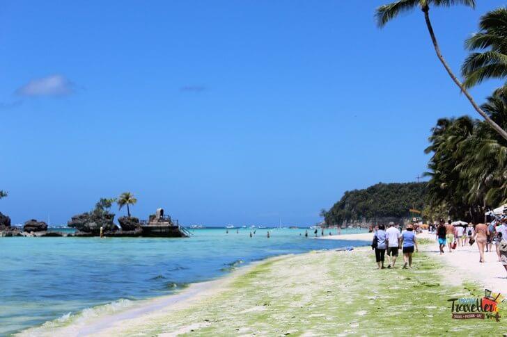 Boracay Island - Boracay Station 1 beach Walk