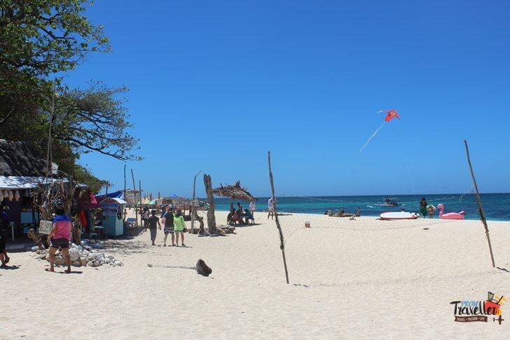 Boracay Island - Puka Beach View 1