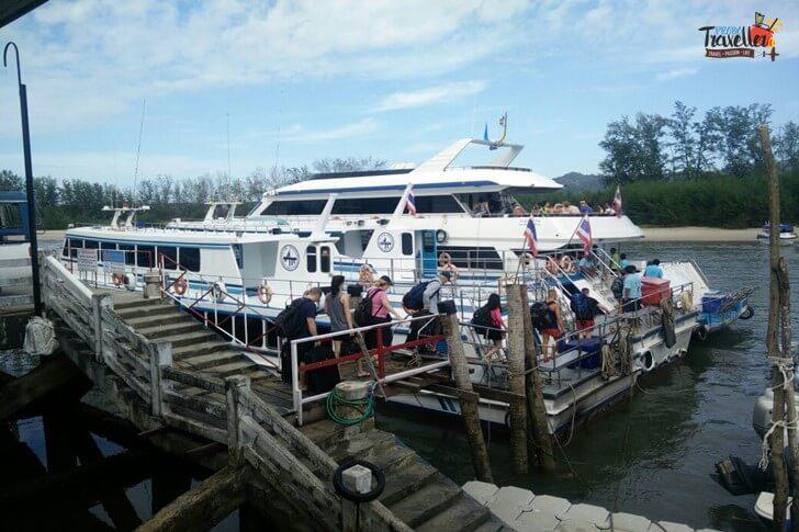 Things to do on Koh Lanta - Passenger Ferry from Krabi to Koh Lanta