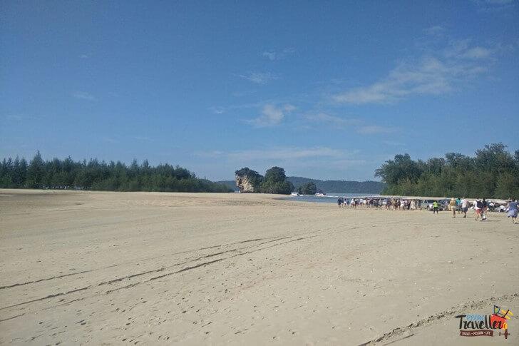 Things to do on Koh Lanta - Ao Nang Beach