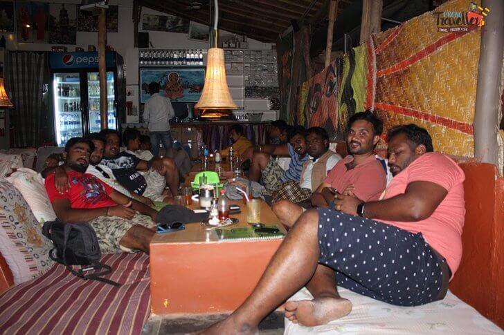 Mango Tree Restaurant, Hampi - Places to Visit around Hampi