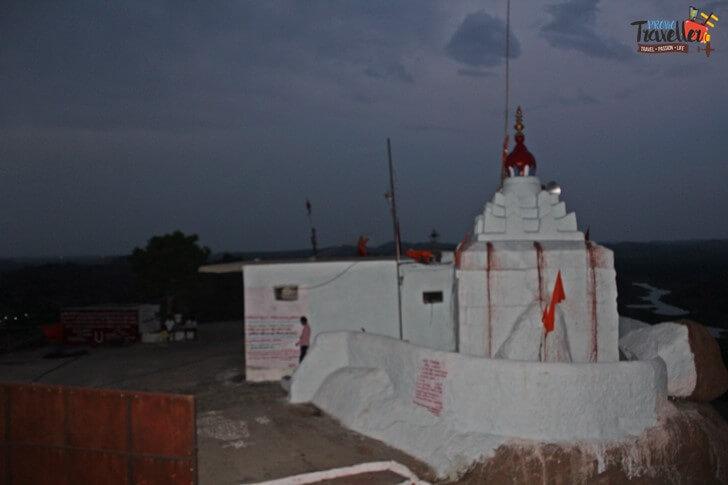 Monkey Temple, Hampi - Places to Visit around Hampi