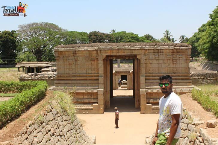 Underground Siva Temple, Hampi - Places to Visit around Hampi